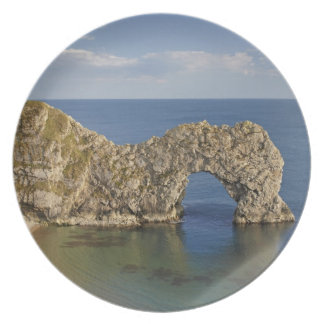 Durdle Door Arch, Jurassic Coast World Heritage Plate