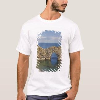 Durdle Door Arch, Jurassic Coast World Heritage T-Shirt