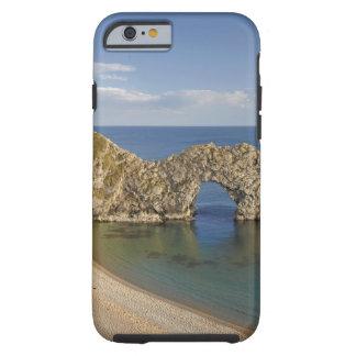 Durdle Door Arch, Jurassic Coast World Heritage Tough iPhone 6 Case