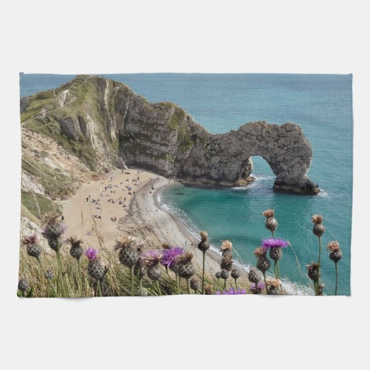 Durdle Door Dorset Tea Towel