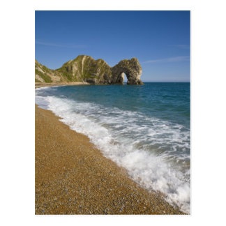 Durdle Door, Lulworth Cove, Jurassic Coast, 2 Postcard
