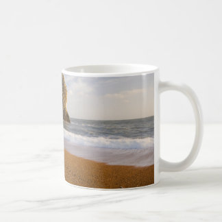 Durdle Door Rock Arch Dorset England Coffee Mug