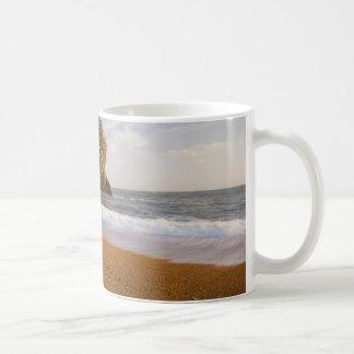 Durdle Door Rock Arch Dorset England Coffee Mugs