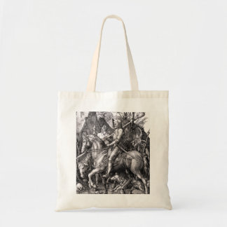 Durer Knight Death and the Devil Tote Bag