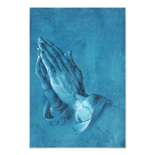 Durer Praying Hands Photo Art