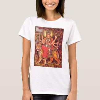 DURGA AND THE TIGER T-Shirt