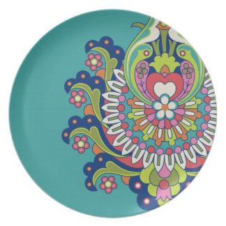 Durga Melamine Plate