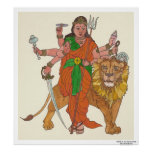 Durga Posters