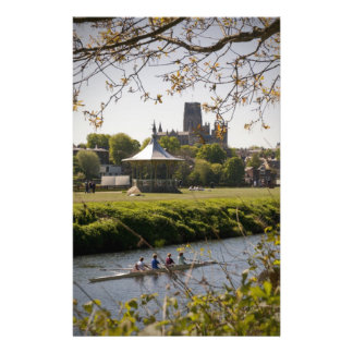 Durham Bandstand & Cathedral Stationery