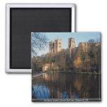 Durham Castle, County Durham, England, U.K. Magnets