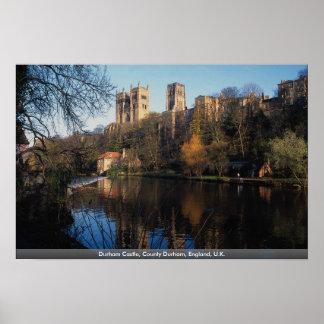 Durham Castle County Durham England U K Print