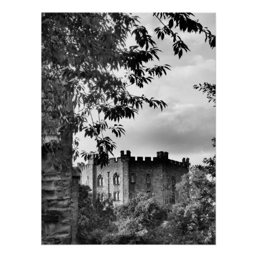 Durham Castle Print