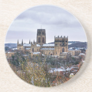Durham Cathedral and castle Coaster