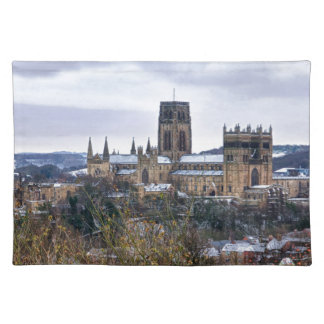 Durham Cathedral and castle Placemat