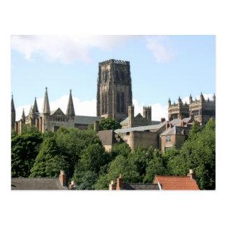 Durham Cathedral Postcard