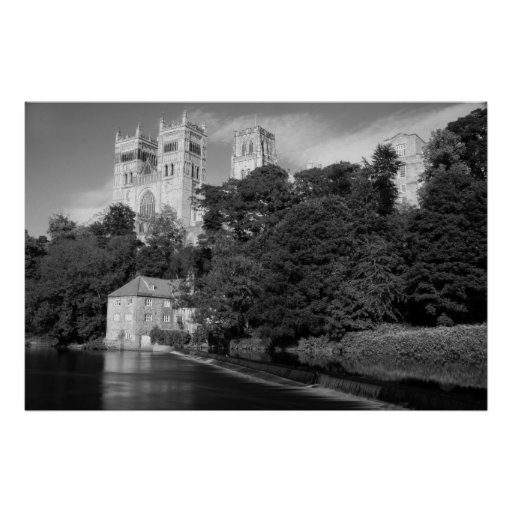 Durham Cathedral Poster