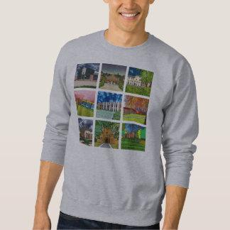 Durham Colleges Sweater (Hill) Pullover Sweatshirt