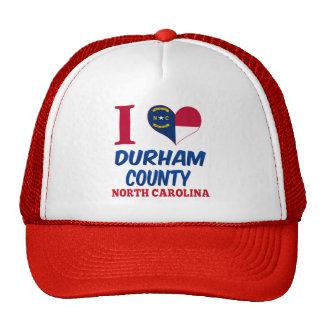 Durham County, North Carolina Hats