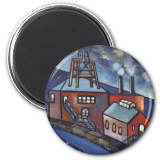 DURHAM MAIN COLLIERY MAGNETS