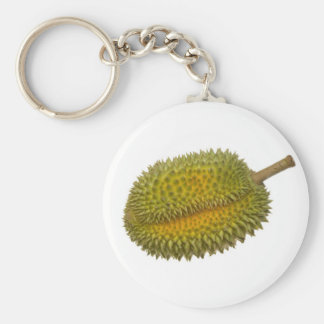 Durian Basic Round Button Key Ring