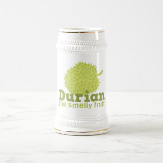 Durian the Smelly Fruit (from South east Asia) Beer Steins