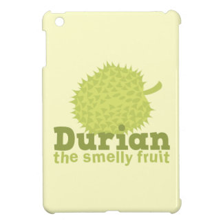 Durian the Smelly Fruit (from South east Asia) iPad Mini Covers
