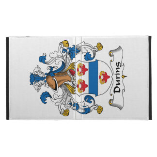 During Family Crest iPad Case