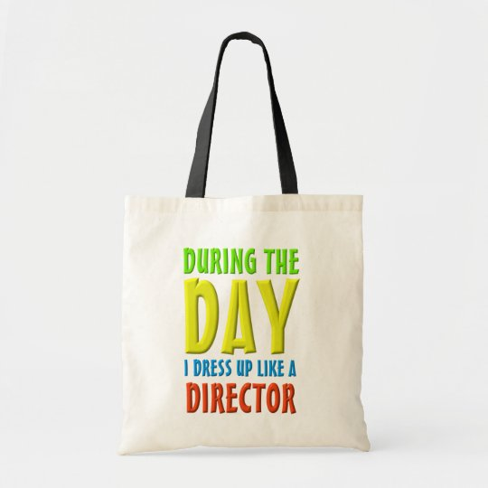 During The Day - Director Tote Bag