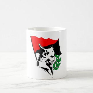 Durruti - Anarchy flag Coffee Mug