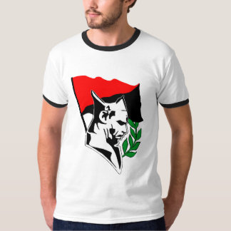 Durruti - Anarchy flag T-Shirt