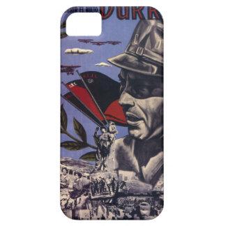 Durruti spanish civil war original poster 1936 FAI iPhone 5 Cases