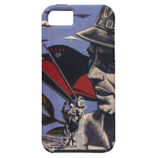 Durruti spanish civil war original poster 1936 FAI iPhone 5 Covers