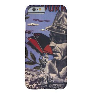 Durruti. True Anarchists are_Propaganda Poster Barely There iPhone 6 Case