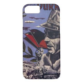 Durruti. True Anarchists are_Propaganda Poster iPhone 7 Case