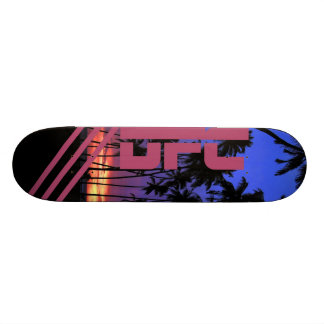 durtfree cali luv board 21.6 cm skateboard deck