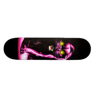durtfree pink panther board skate board deck