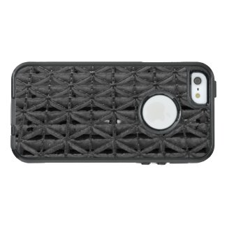 Dusable Bridge Abstract Grayscale OtterBox Defender iPhone Case