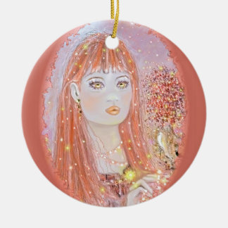 Dusk Allegory! Christmas Ornament