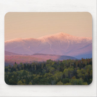 Dusk and Mount Washington in new Hampshire's Mouse Mat