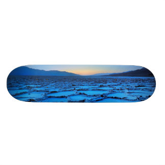 dusk, Death Valley, California Skate Boards