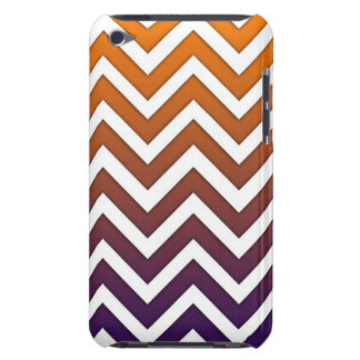 Dusk Gradient Chevron iPod Touch Case