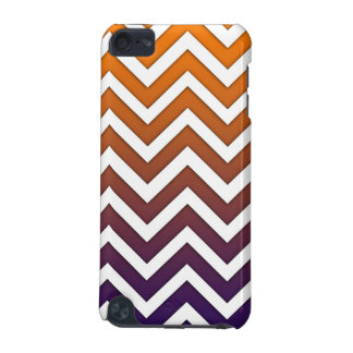 Dusk Gradient Chevron iPod Touch (5th Generation) Cover