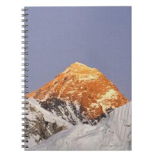 Dusk in Mount Everest, Nepal Notebook