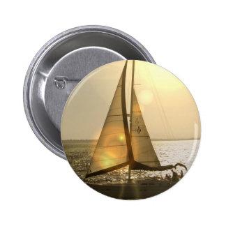 Dusk Sailing Pin