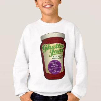 DuskGhettoJar no background (1) Sweatshirt