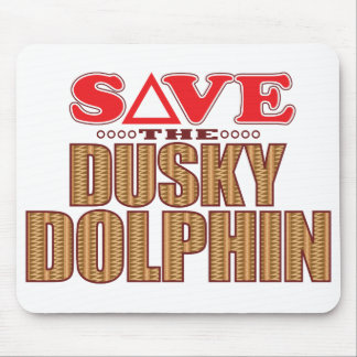 Dusky Dolphin Save Mouse Pad