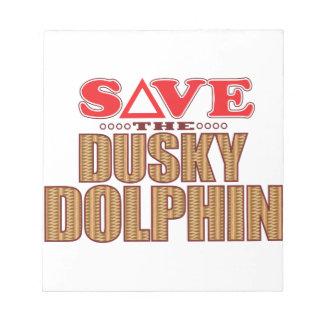 Dusky Dolphin Save Notepad