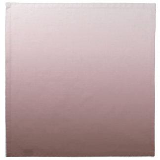Dusky Pink Gradient Napkin