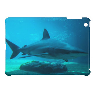 Dusky Shark (Carcharhinus Obscurus), Ushaka iPad Mini Covers