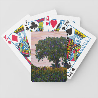 Dusky Yielding FilaTree Bicycle Playing Cards